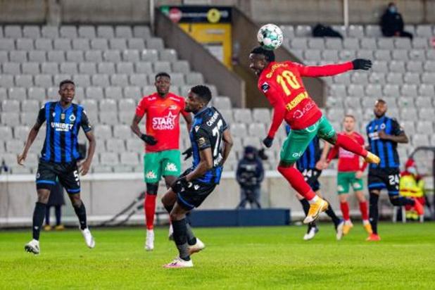 Jupiler Pro League - Le Club de Bruges prend le large et l'Antwerp reprend la 3e place à Anderlecht