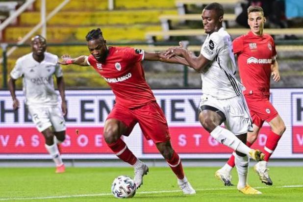 Jupiler Pro League - RSC Anderlecht geeft in slotminuut zege tegen Eupen uit handen