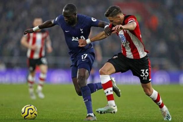 Sissoko (Tottenham) is maanden out na knieoperatie
