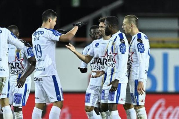 Jupiler Pro League - Waasland-Beveren haalt genadeloos uit tegen tien Mechelaars