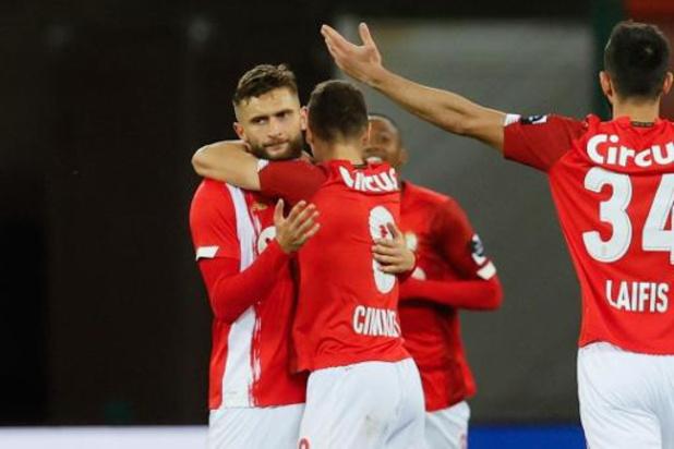 Europa League - Standard zwoegt zich voorbij Fehervar naar de groepsfase