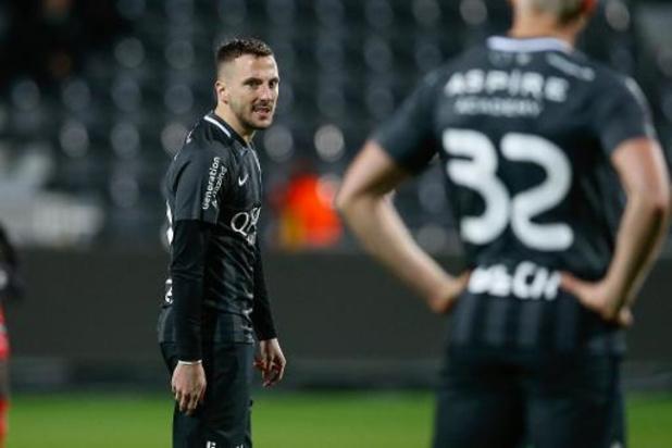 Danijel Milicevic quitte la KAS Eupen