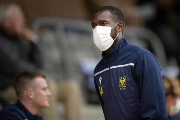 Jupiler Pro League - Deux matches de suspension pour Mory Konaté