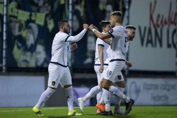 1B Pro League - L'Union a décroché une dixième victoire d'affilée au Lierse