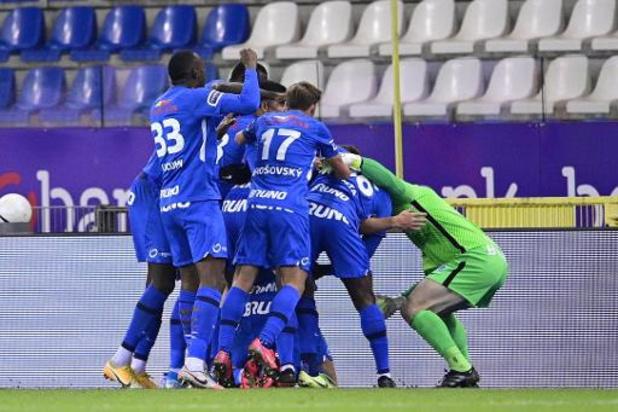 Jupiler Pro League - Charleroi is leidersplaats kwijt na tweede nederlaag op rij