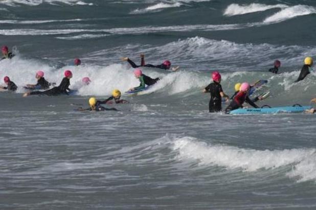 Haai bijt vrouw dood op eiland Sint-Maarten