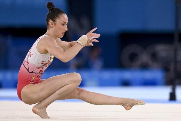 Nina Derwael entre en scène dimanche, Jaouad Achab veut oublier sa déception de Rio