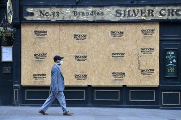 Britse winkels mogen op 15 juni heropenen
