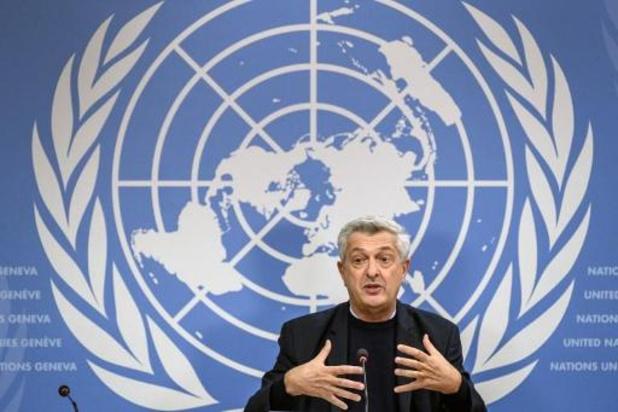 VN-vluchtelingencommissaris ongerust dat vluchtelingenstroom uit Afghanistan ontstaat