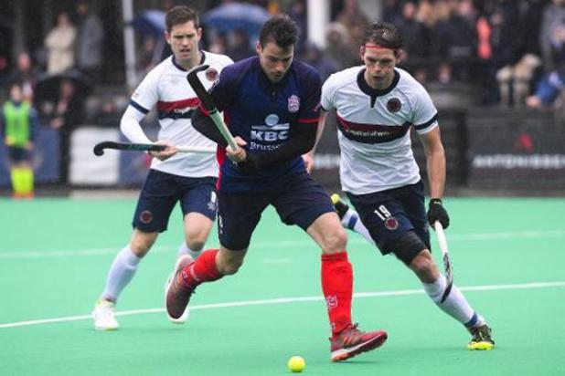 Le championnat belge de hockey suspendu jusqu'au 31 mars, le Final 8 de l'EHL reporté