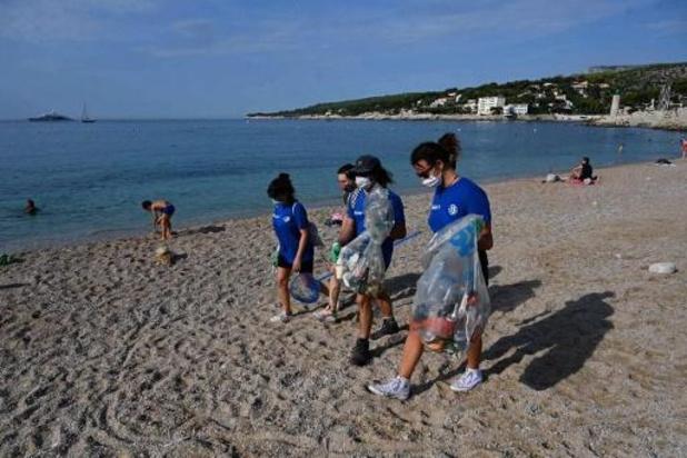 Propreté des plages: pas plus de 20 déchets par 100 mètres de littoral