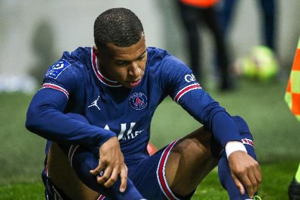 Ligue 1 - Transfer Mbappé naar Real Madrid van de baan