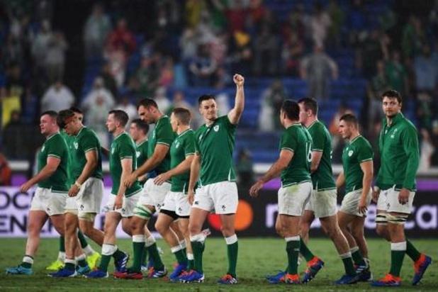 L'Angleterre s'impose facilement, l'Irlande ne tremble pas, l'Italie dans la douleur