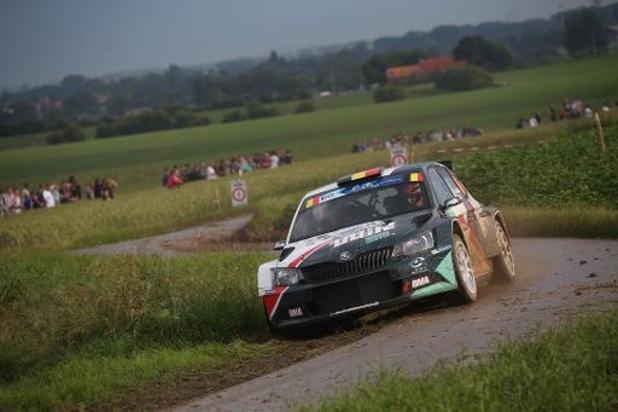 Le championnat de Belgique des rallyes reprendra en septembre et se terminera en décembre