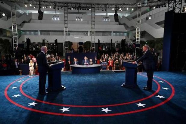 """Des mesures pour """"maintenir l'ordre"""" dans les prochains débats entre Trump et Biden"""