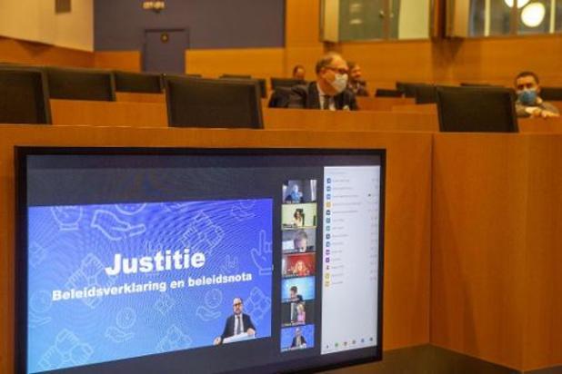 Van Quickenborne wil online hate speech voor de strafrechter