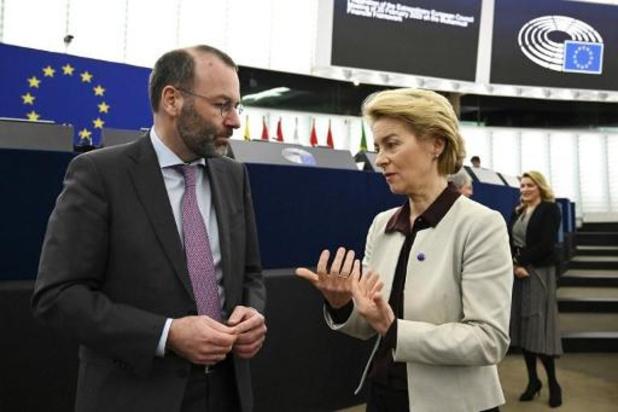 Parlement européen: alliance inédite de 5 grands groupes sur les orientations budgétaires