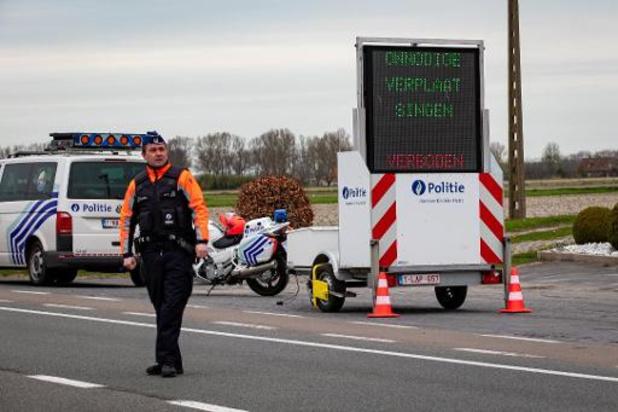 Vandenbroucke préconise des contrôles aléatoires aux frontières
