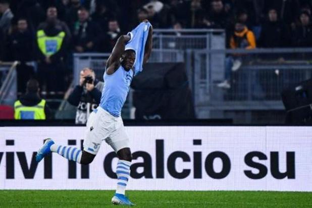 Serie A - Première défaite de la saison pour la Juventus, battue (3-1) par la Lazio