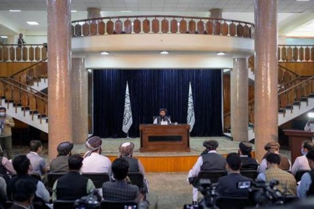 Interim-regering Afghanistan houdt eerste ministerraad