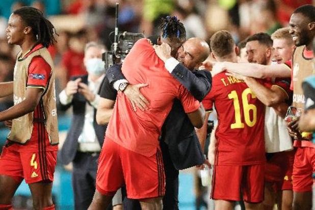 Soixantième réussie pour Roberto Martinez
