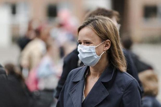 La rentrée scolaire n'a pas eu d'effet moteur sur l'épidémie, selon Caroline Désir