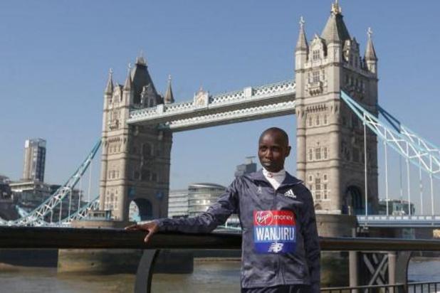 Daniel Wanjiru, winnaar marathon Londen in 2017, geschorst voor 4 jaar
