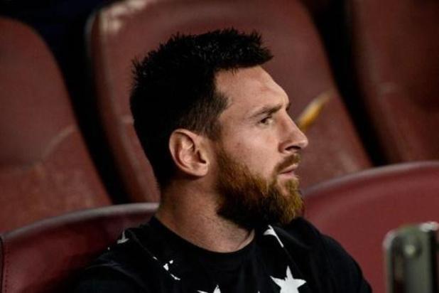 Messi reprend l'entraînement au Barça, Dembélé partiellement