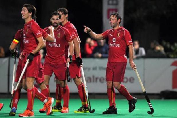 OS 2020 - Red Lions kennen hun tegenstanders in de groepsfase