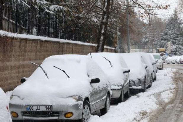 La première étape du Tour de Turquie annulée dimanche à cause de la neige