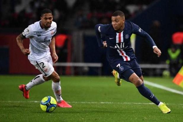 Deux dates pour la reprise de la saison en Ligue 1: le 3 ou le 17 juin