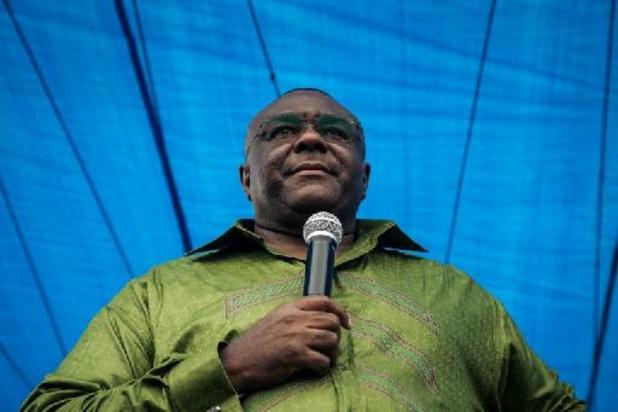 RDC : l'ex-chef de guerre Bemba favorable à l'état de siège décrété dans l'Est