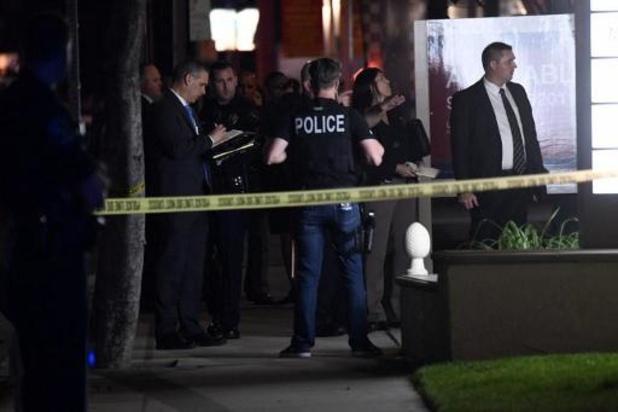 Verschillende doden bij schietpartij in Californië