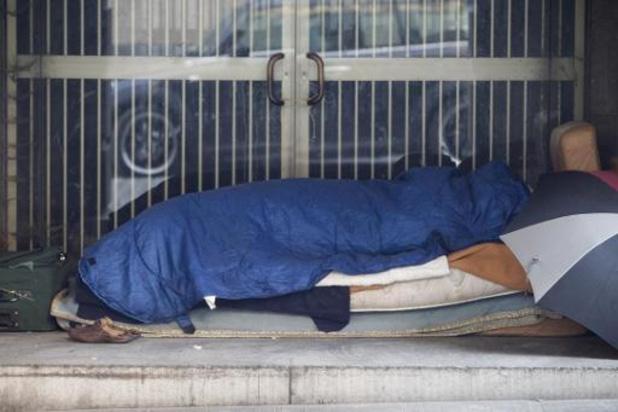 Brussels daklozenbeleid leidt voor N-VA tot georganiseerde chaos
