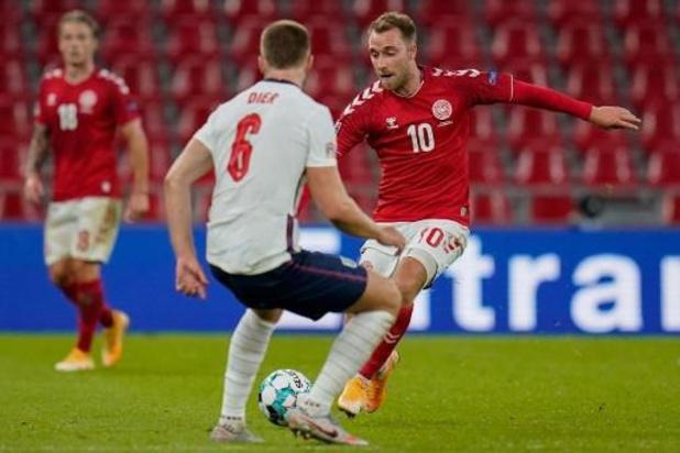 UEFA Nations League - Denemarken en Engeland scoren niet, Ronaldo rondt kaap van 100 goals voor Portugal