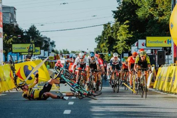 Accident de Jakobsen: Jumbo-Visma interdit Dylan Groenewegen momentanément de compétition