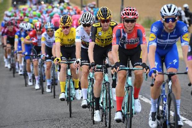 Binche ontvangt volgend jaar op 7 juli start zesde rit Ronde van Frankrijk