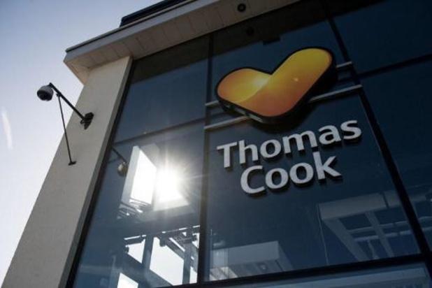 """Thomas Cook: les syndicats """"heureux"""" que le repreneur ne soit pas un fonds d'investissement"""