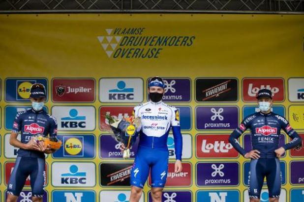 """Druivenkoers Overijse - Dries De Bondt niet helemaal tevreden met tweede plaats: """"Had moeten gokken op sprint"""""""