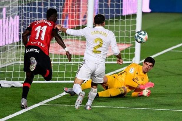 Les Belges à l'étranger - Le Real, avec Hazard et Courtois, bat Majorque et reprend la tête de La Liga