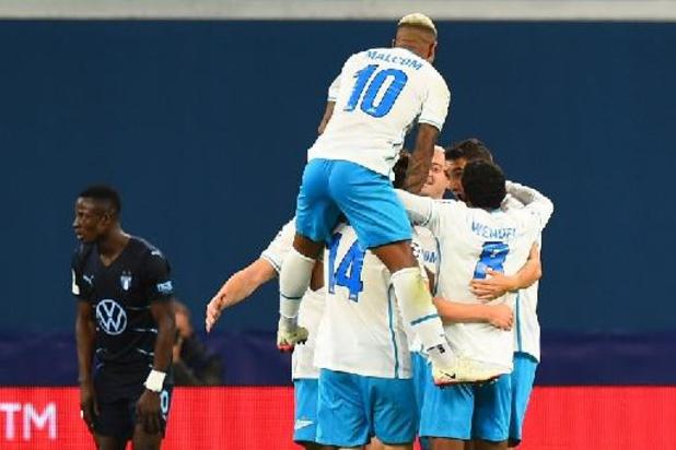 Le Zénith déroule face à Malmö, l'Atalanta assure contre les Young Boys