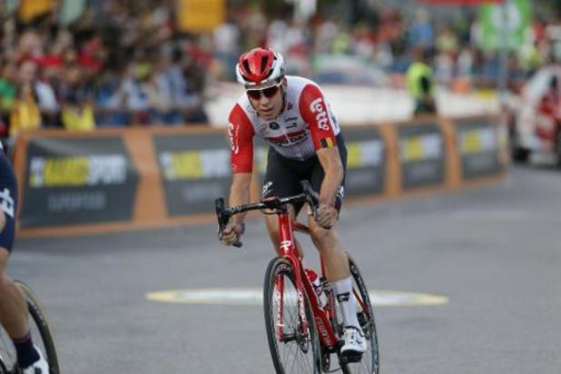 """Parijs-Tours - Wallays glundert na tweede zege: """"Fantastisch om het seizoen zo te eindigen"""""""