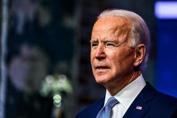 """Présidentielle américaine 2020 - Joe Biden assure que les Etats-Unis sont """"prêts à guider le monde"""""""