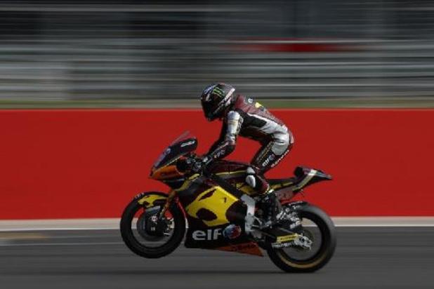 WK snelheid - GP van Aragon: Barry Baltus 22e in kwalificaties GP Aragon