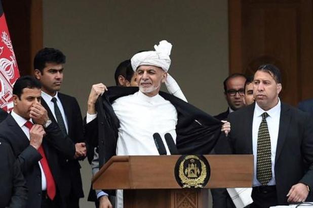 Politieke machtsstrijd in Afghanistan beslecht met akkoord