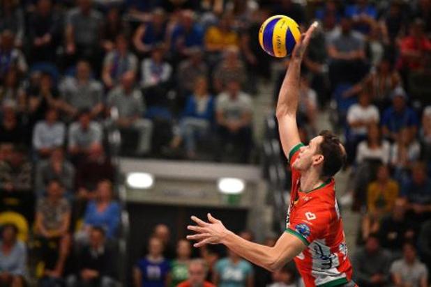 Euromillions Volley League - Toppers laten zich niet verrassen op achtste speeldag