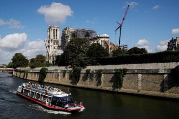 Fondsen voor Notre-Dame ontvingen al 104 miljoen van de beloofde 900 miljoen euro