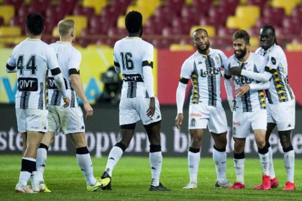 Le Sporting Charleroi annonce un bénéfice de 5 millions d'euros