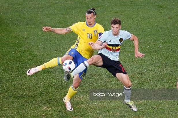 Zlatan Ibrahimovic (39) is opnieuw Zweeds international