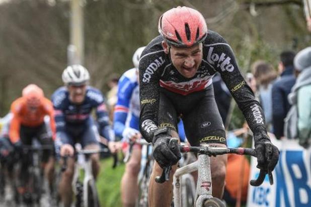 Tim Wellens leader d'une équipe Lotto Soudal 100 % belge